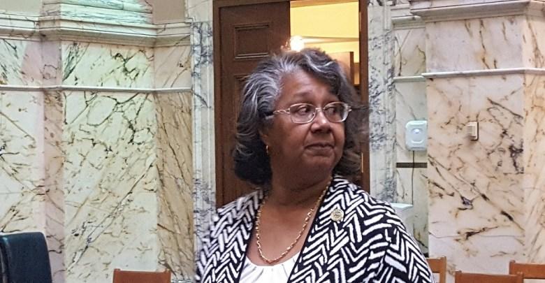 "Delegate Cheryl Glenn of Baltimore City, lead sponsor of legislation on medical marijuana, says the Natalie M. LaPrade Maryland Medical Cannabis Commission decision-making to award applicants is a ""corrupt process."" (William J. Ford/The Washington Informer)"