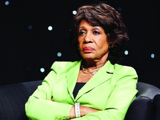 Rep. Maxine Waters refused to attend President Trump's address to Congress. (Courtesy photo)