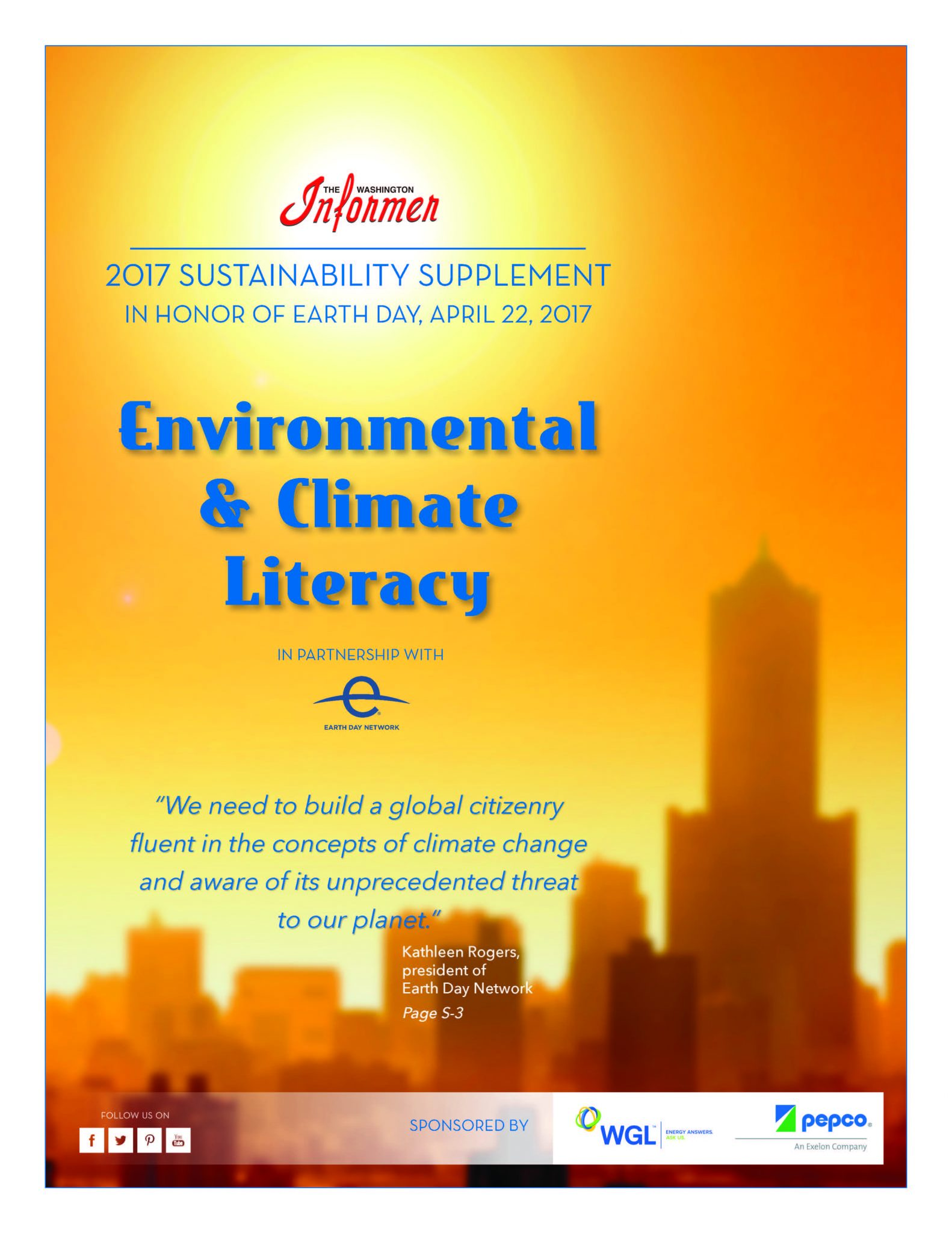 Sustainability Supplement 4-20-17