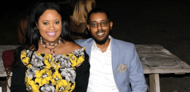 Elshadei Fantahun, founder of Elegant Erkel, sat with WI Bridge Editor Sarafina Wright after his DC Fashion Incubator New/Next Fashion Showcase on Friday, April 28 at the Blind Whino in Southwest. (Steve Garrett)