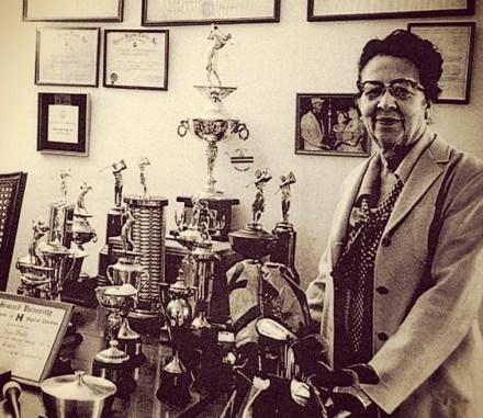 Helen Webb Harris