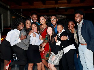 NNPA 2017 Discover the Unexpected interns (Courtesy of Chevrolet)