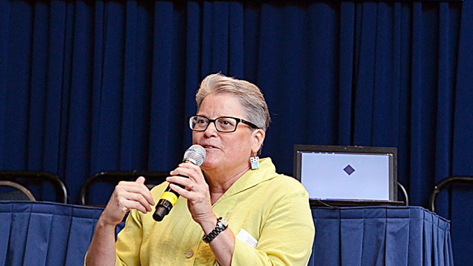 Polly Donaldson