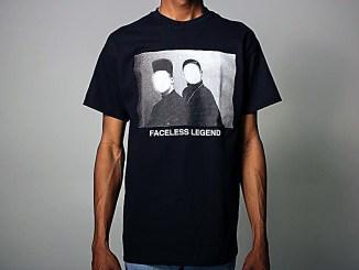 A Faceless Legend T-shirt (Photo by Sabrina Vaz-Holder)