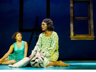 "A scene from ""Jazz,"" a play adapted from a novel by Toni Morrison (Courtesy photo)"