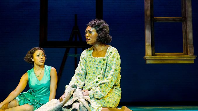 """A scene from """"Jazz,"""" a play adapted from a novel by Toni Morrison (Courtesy photo)"""