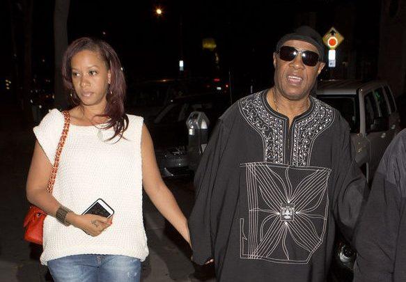 Motown Legend Stevie Wonder Marries Prince George's County