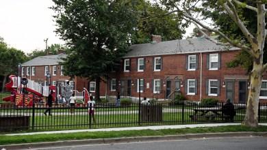An Alexandria, Va., housing project (Roy Lewis/The Washington Informer)
