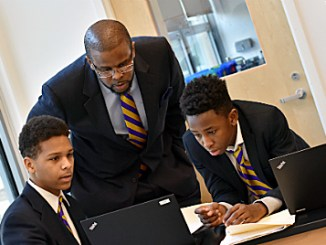 DCPS Chancellor Antwan Wilson has led a citywide engagement campaign to set the vision for the schools system's future. (Courtesy of DCPS)
