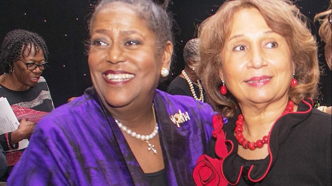 The National Council of Negro Women holds its Biennial Affiliates Assembly at the JW Marriott hotel in D.C. on Nov. 4. (Shevry Lassiter/The Washington Informer)