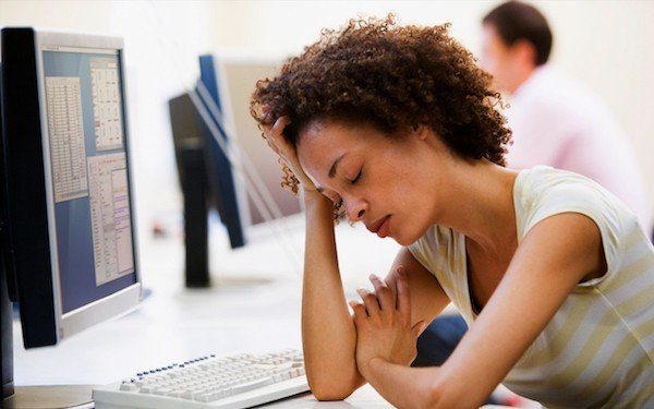 Stress in the workplace is a costly problem in America and around the globe. (Courtesy photo)