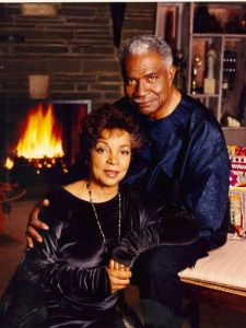 Ruby Dee and Ossie Davis
