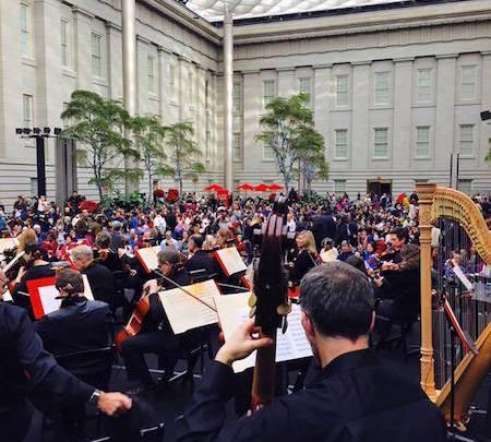 Courtesy of National Symphony Orchestra via Facebook