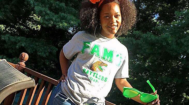 Jamahri Sydnor, 17, was just days from enrolling at Florida A&M University when she was fatally shot in Northeast in August. (Courtesy photo)