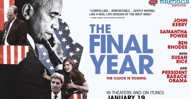 """An advertisement for """"The Final Year"""" (Courtesy photo)"""