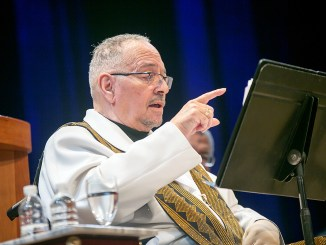 Rev. Jeremiah Wright (Courtesy of Rankin Chapel)
