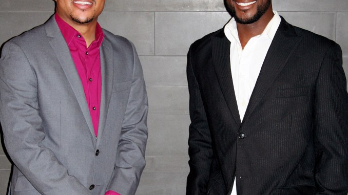 Partners Adrian McDaniel (left) and Tremayne Torrie of Sasha Says (Courtesy photo)