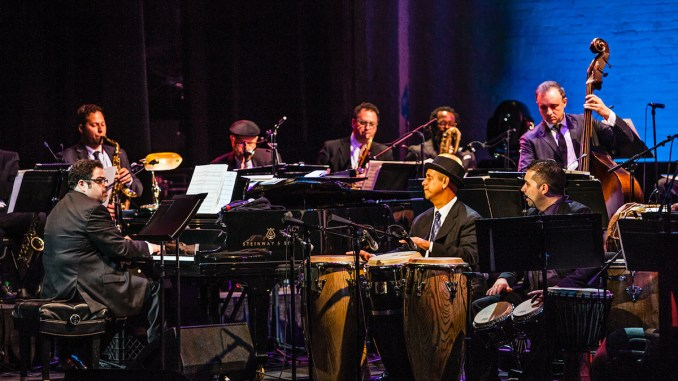 Arturo O'Farrill and the Afro Latin Jazz Orchestra (Courtesy photo)