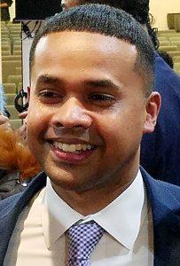 Paul Monteiro (William J. Ford/The Washington Informer)