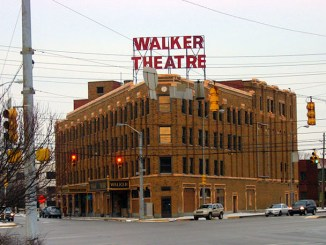The Madam C.J. Walker Manufacturing Company, located on Indiana Avenue in Indianapolis, is seen here. Built in 1927, it has been designated a national historic landmark. (Wikimedia Commons)