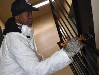 The D.C. Housing Authority's new apprenticeship program aims to help improve the quality of life for residents by providing job training opportunities that lead to self-sufficiency. (Courtesy of the D.C. Housing Authority)