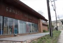 The current Ernest Maier Inc. plant in Bladensburg, Md. (Shevry Lassiter/The Washington Informer)