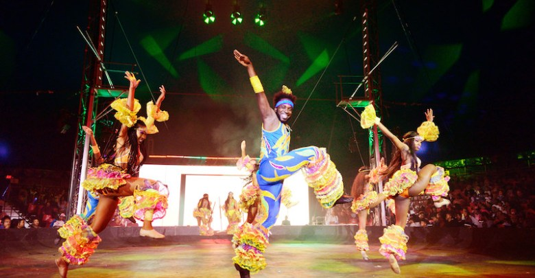 Courtesy of UniverSoul Circus