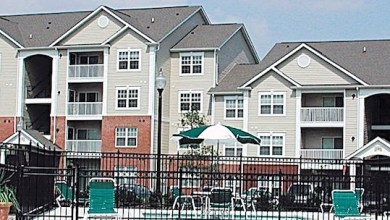 The NHP Foundation, a national not-for-profit dedicated to preserving and creating sustainable, multifamily housing, has acquired the 176-unit Woodmont Crossing Apartments in southeast D.C. (Courtesy photo)
