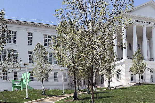 A residency battle rages at the Duke Ellington School of the Arts. (Courtesy of waymarketing.com)