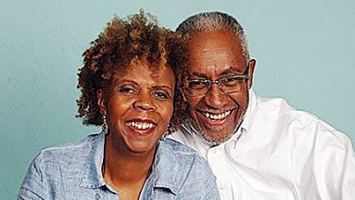 Audrey Robinson Jones, Larry Jones