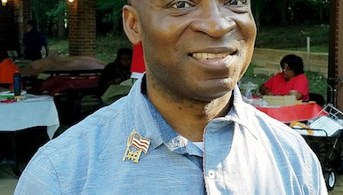 Chike Anyanwu (William J. Ford/The Washington Informer)