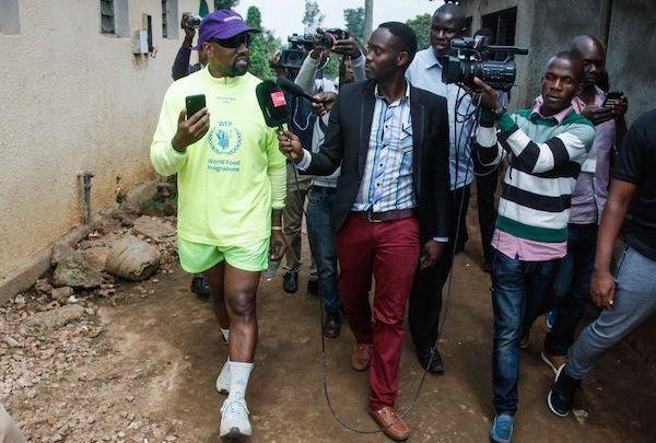 Resultado de imagen para kanye west uganda