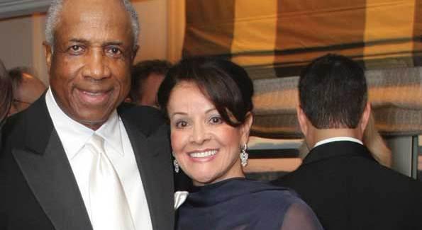 Frank and Barbara Ann Robinson