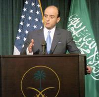 Saudi Arabian Ambassador Adel al-Jubeir
