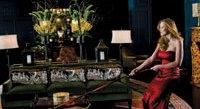 Amanda Polk: Fashion by David Meister from Saks Fifth Avenue (model's own)