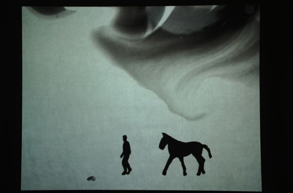 Image taken from 'Brain Storm' by Jennifer Wen Ma. Photograph By James Brantley