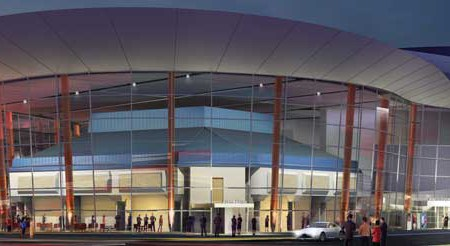 The new Mead Center for American Theater at