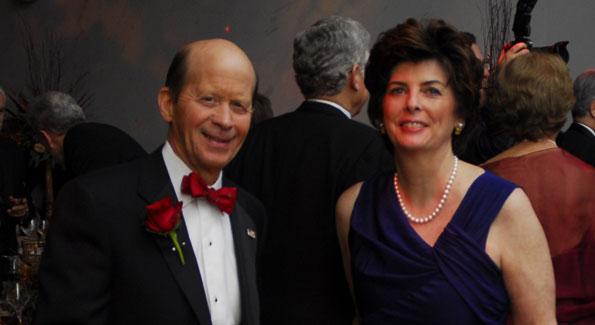 Bill and Karen Schuiling