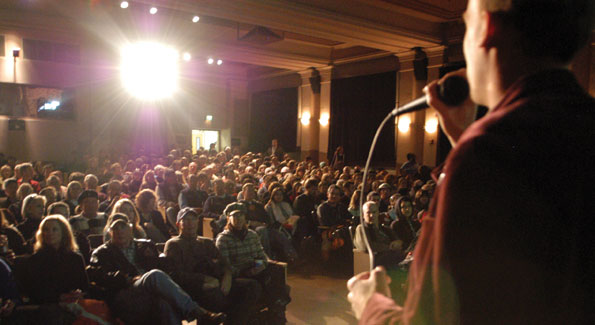 Film panel Q & As are a major part of the Sundance experience.
