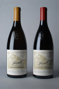 Hanzell Vineyards exclusively produces Chardonnay and Pinot Noir.