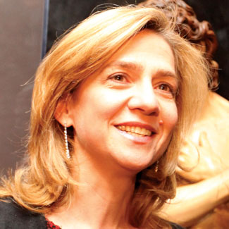 Among The New Faces On The 'A-List': Infanta Cristina
