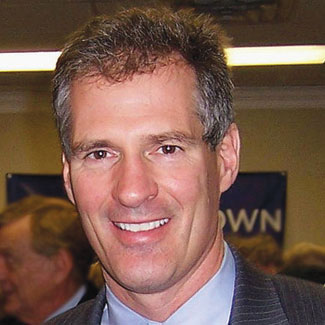 Among The New Faces On The 'A-List': Sen. Scott Brown