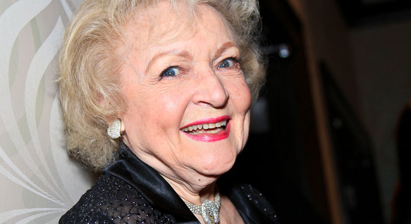 Betty White. Photo by Tony Powell. WHCAD pre-parties. Hilton Hotel. May 1, 2010