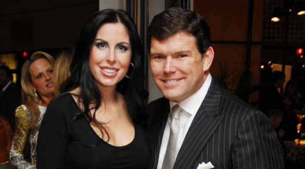 Bret and Amy Baier