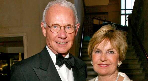 Roger and Vicki Sant