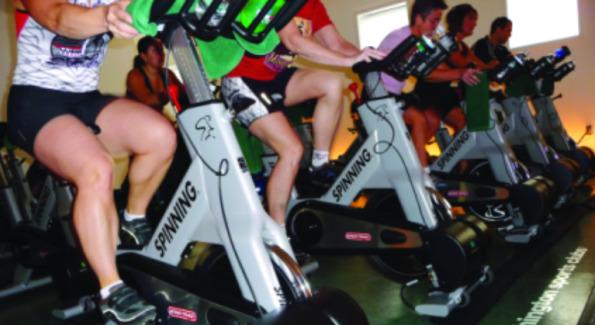 Cycling at Washington Sports Club