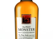 Bernbach uses Compass Peat Monster Scotch in his Seafoam cocktail