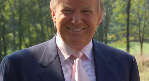 Donald Trump.  Photo by John Arundel/Washington Life