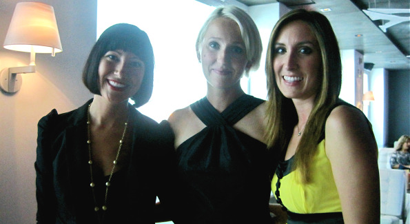 Kristen Guitter, Holly Thomas and Krista Haywood
