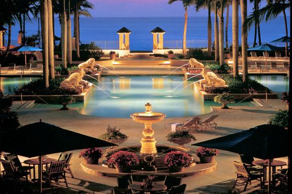 The Ritz Carlton in San Juan, Puerto Rico